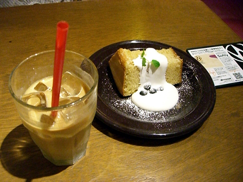 WIRED CAFE 高輪